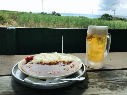八重山諸島めぐり~日本最南端の波照間島ニシ浜ビーチでカレーとオリオンビール