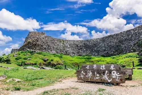 沖縄本島をドライブで巡る北部観光モデルコース今帰仁城