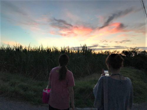 八重山諸島めぐり~日本最南端の波照間島ニシ浜ビーチへ夕日