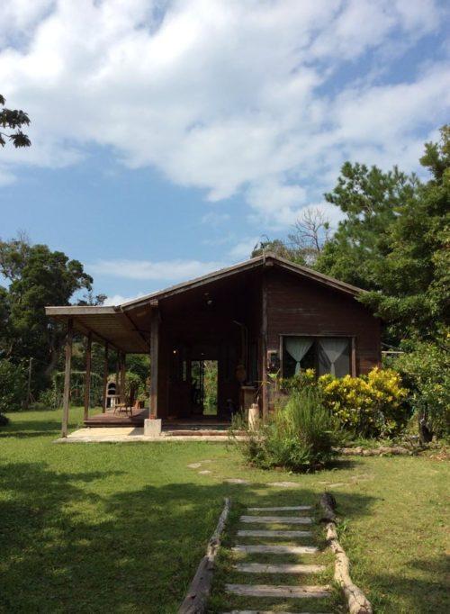 森カフェは沖縄の自然いっぱい、沖縄本島北部大宜味村がじまんろーで癒されたい