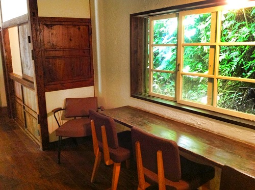 森カフェは沖縄の自然いっぱい、本島北部の本部町カフェハコニワで癒されたい