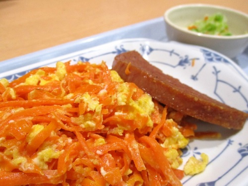 沖縄野菜を家庭菜園で育てて、沖縄料理にんじんしりしり