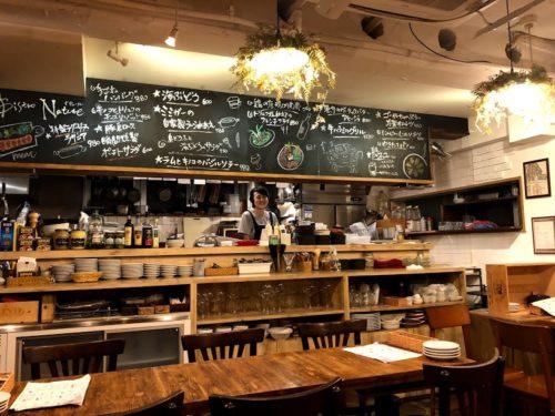 【東京・泡盛】琉球と南欧のおしゃれな融合三軒茶屋「琉球ビストロ・ナチュール」