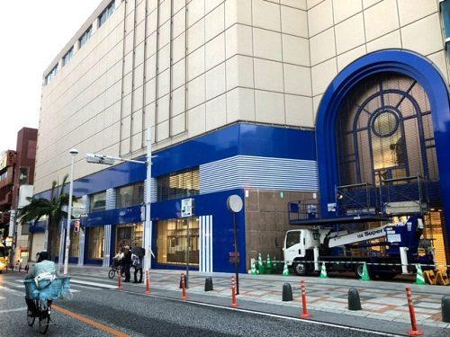 沖縄三越&ハピナハ跡地に、食のテーマパーク「琉球王国市場」がOPEN!