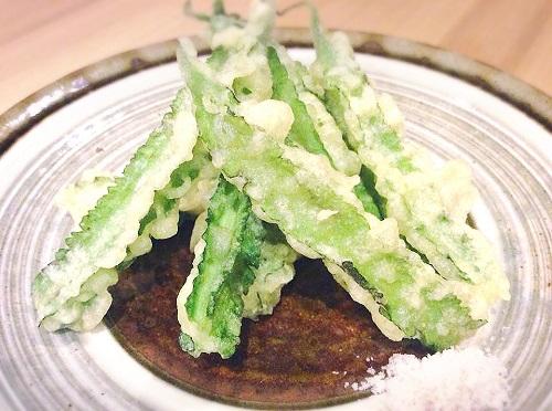 沖縄野菜を家庭菜園で育てて、うりずん天ぷら沖縄料理を作ろう