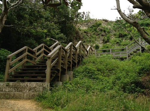 東御廻り(あがりうーまい)聖地を巡る旅、天つぎの御嶽「玉城城跡」