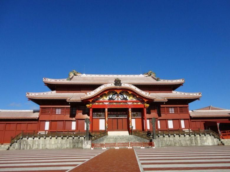 世界遺産が沖縄には9つ。首里城