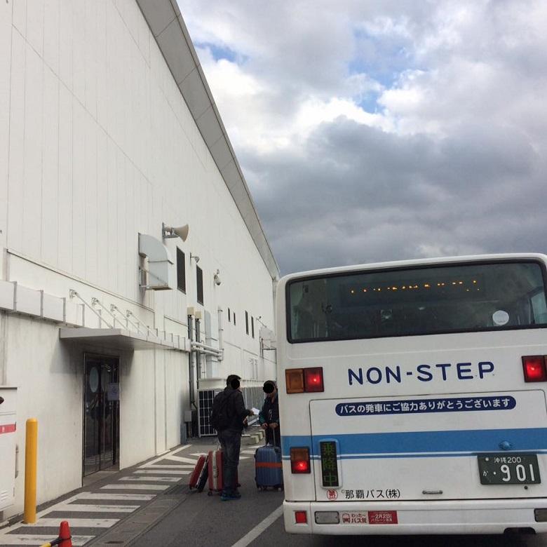 LCC利用者に朗報!那覇空港の国内線ビルと国際線ビルが繋がります