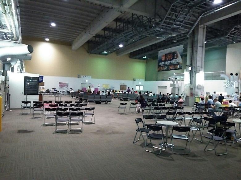 LCC那覇空港ターミナルが現在の場所より移転。国内線ビルと国際線ビルにも繋がり、とても便利