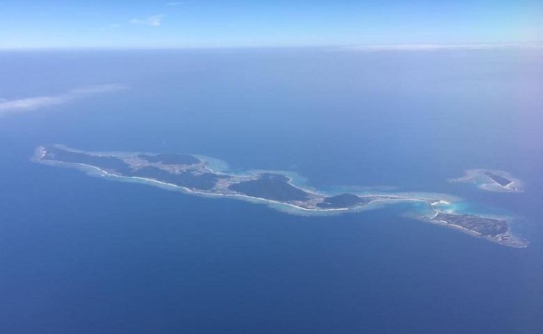 伊平屋ヴィレッジトレイルRUN&ウォーク、伊平屋島の紹介