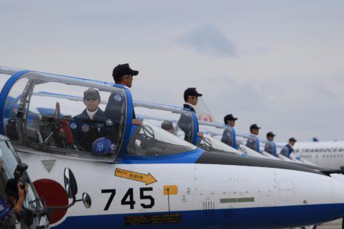 那覇基地「美ら島エアーフェスタ 2018」2日目ブルーインパルスが空を舞う!