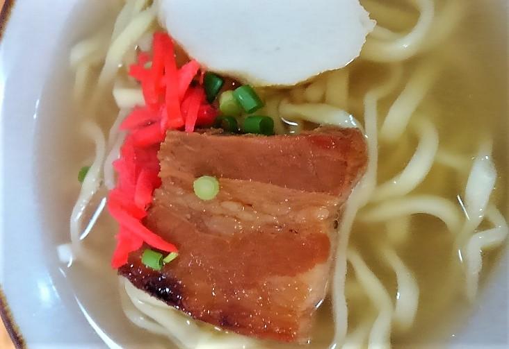 レストラン竜の沖縄そば