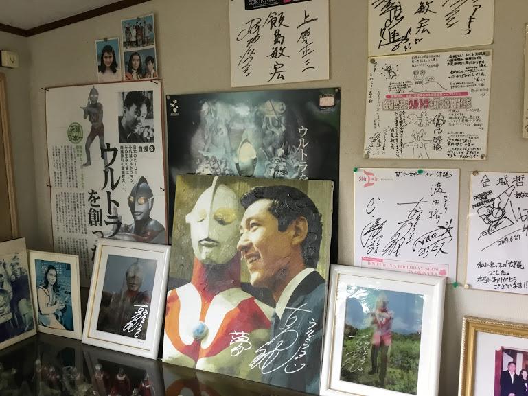 ウルトラマンと沖縄の深い関係は?ザンパ星人にキングジョー金城哲夫資料館