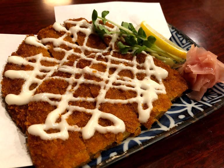 【名護・お好み焼】ひんぷんガジュマルのすぐそば関西風「味ノ坊」徳島のフィッシュカツ