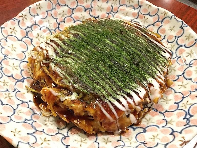 【名護・お好み焼】ひんぷんガジュマルのすぐそば関西風「味ノ坊」お好み焼