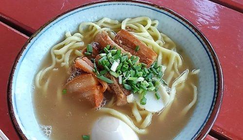 久米島で沖縄そばを食べるならココ!沖縄そば7選