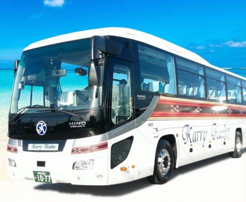 北谷ライナーバスを使ってレンタカーなしでも楽々北谷観光へ!