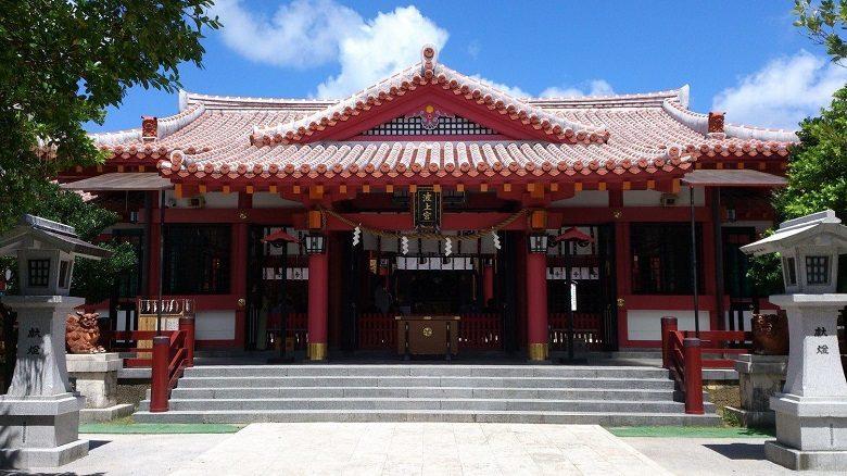 沖縄のパワースポット「琉球八社」波上宮で初詣