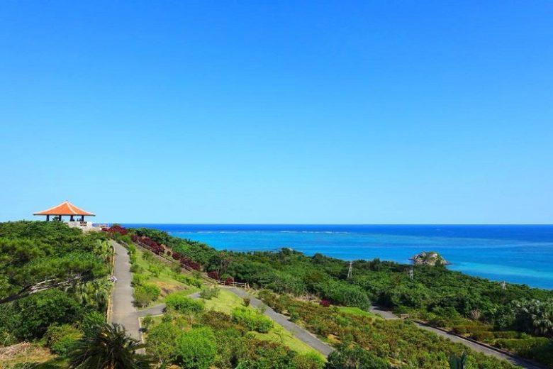 石垣島をドライブでまわった玉取崎