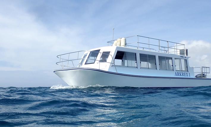 海中観覧船アークレックスⅠ