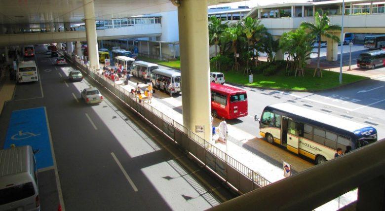 那覇空港でレンタカー送迎待ちの混雑を回避する方法