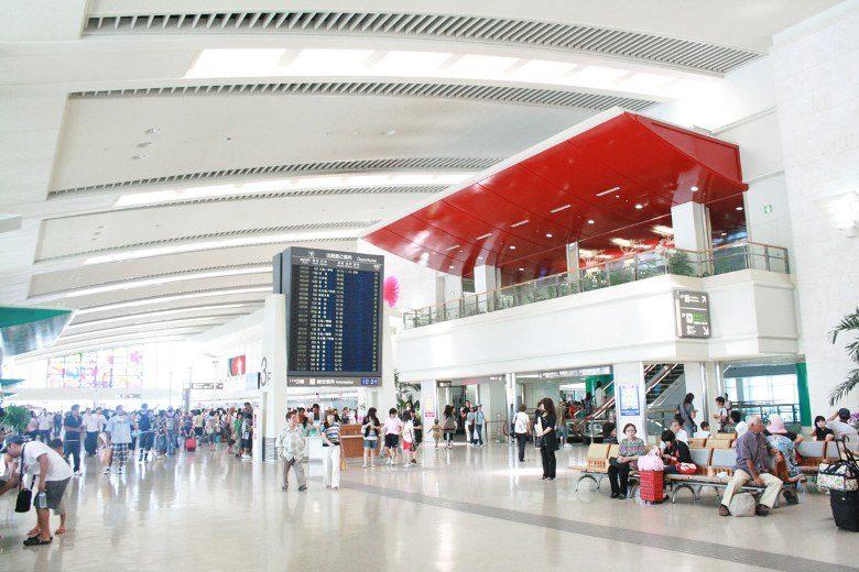 那覇空港にも国内線空港施設使用料が適用されます