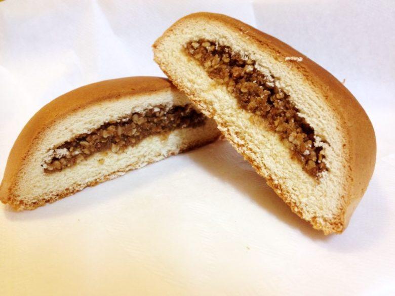 沖縄の伝統菓子くんペンの中身