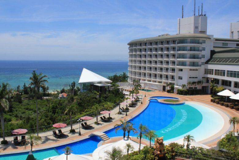 かりゆし沖縄恩納村のリゾートホテル
