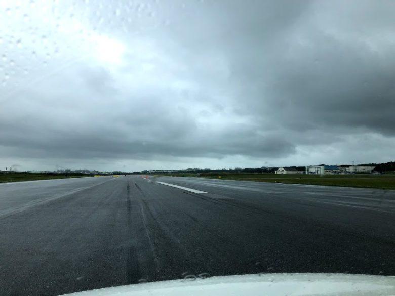 2019年普天間基地フライトラインフェアは滑走路をドライブ!