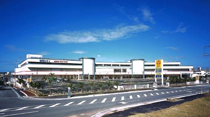 沖縄都市モノレール「ゆいレール」浦添へ延伸テストラン!サンエーシティ
