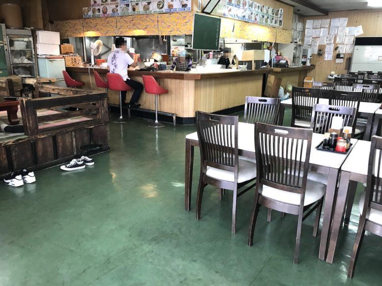 元祖デカ盛りの「波布食堂」が3月いっぱいで閉店
