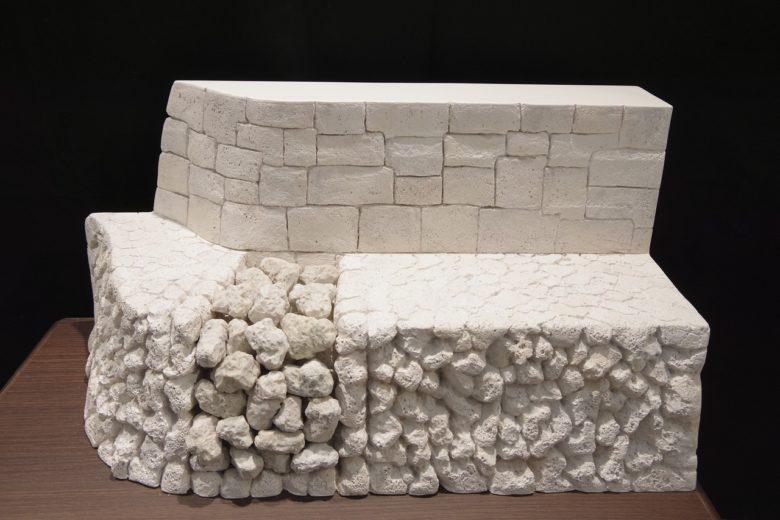 沖縄県内初!中城城跡の石積みパズルが楽しめる「護佐丸歴史資料図書館」