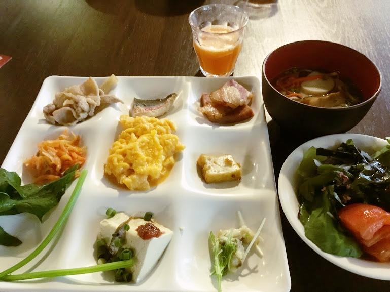 ホテルオーシャン那覇国際通りの朝食とサービスが凄い