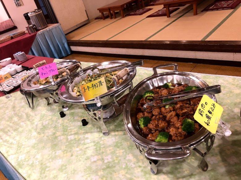 沖縄の観光ホテル第一号老舗「沖縄ホテル」朝食バイキング