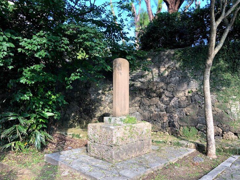那覇をまち歩き!「崇元寺石門」は琉球王国の重要な場所