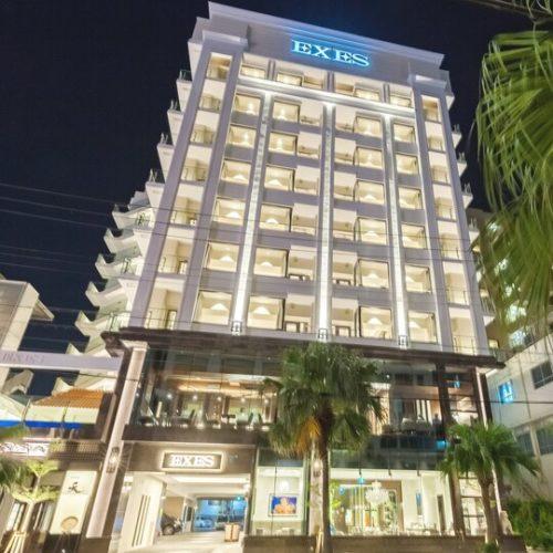 okinawa exes nahaは那覇の最高級ホテル