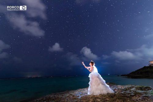 沖縄満天の星空写真「島宙記念寫眞」はいかが?