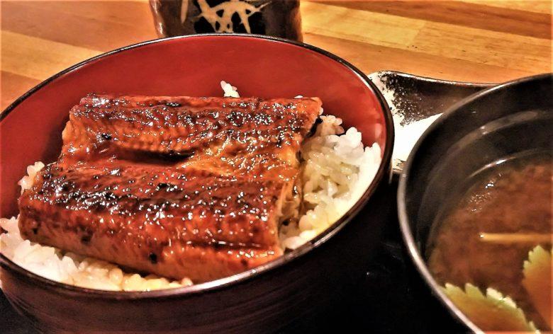 穴場飲食店!うなぎ蒲焼専門店「味の店 ぼんぼん」