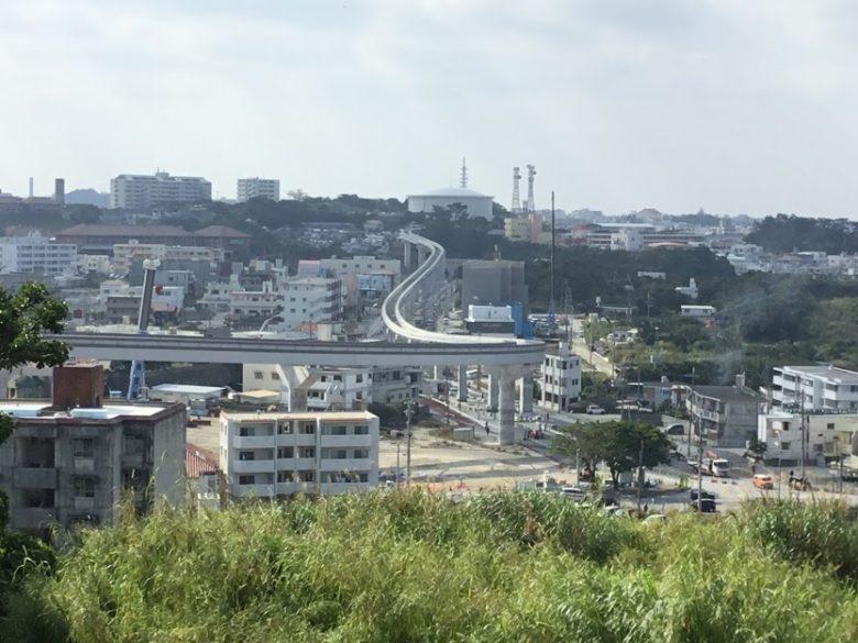 ゆいレール浦添前田駅から近い浦添城