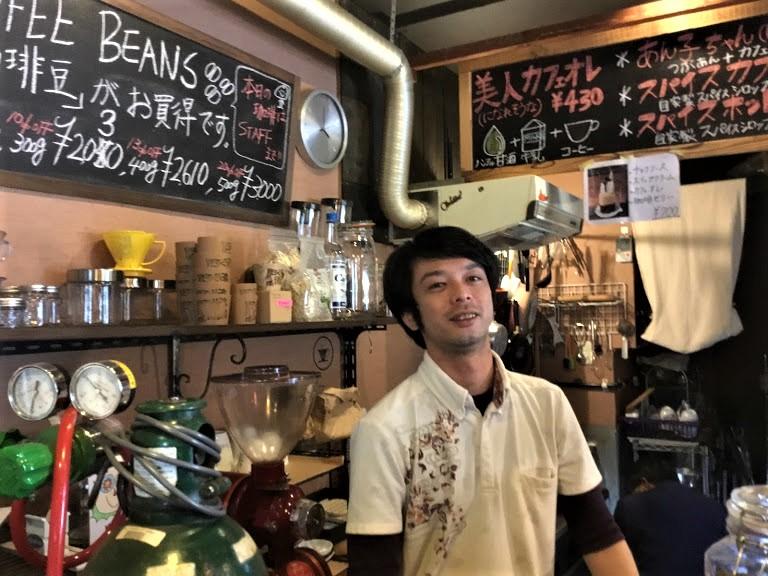 那覇でとびきり美味しい珈琲が飲めるカフェ美人カフェオレが気になります。