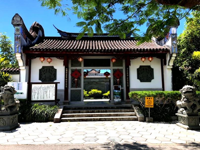 「福州園」は那覇にいながら中国気分。中国式庭園を満喫しよう!!