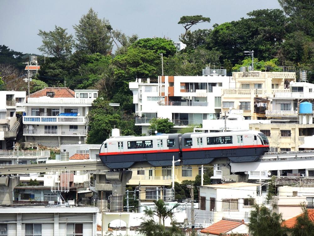 沖縄都市モノレール「ゆいレール」が2030年までに3両化へ