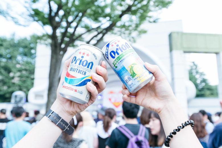 沖縄と言えばオリオンビール