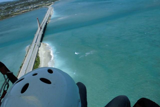 海中道路エリアで楽しむSUP・パラグライダー・カヤック