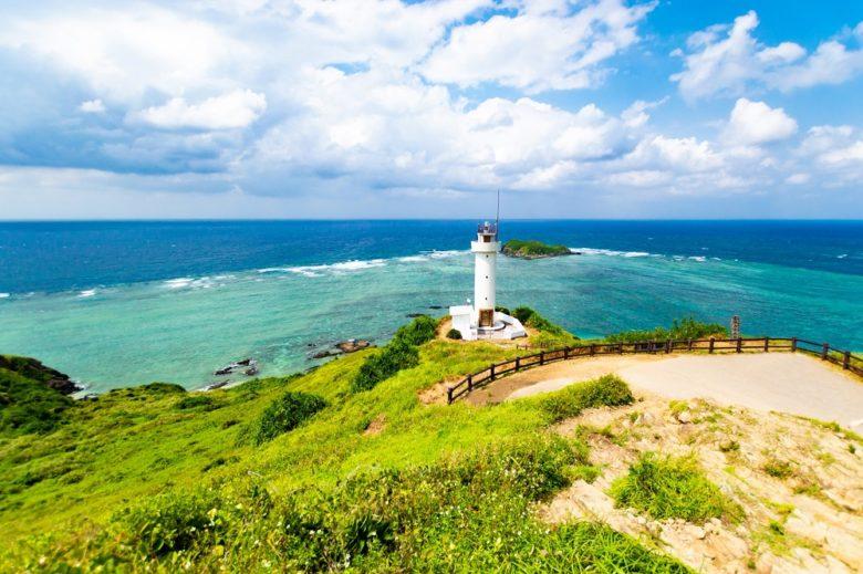 沖縄の灯台