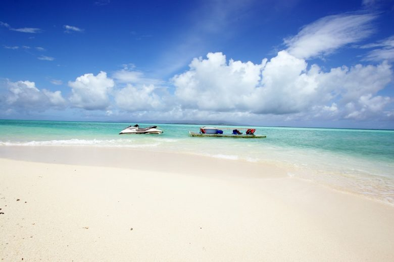 沖縄離島の楽園ビーチ5選竹富島