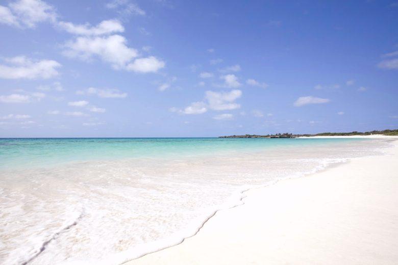 沖縄離島の楽園ビーチ5選久米島はての浜