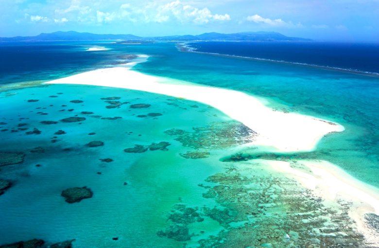 沖縄離島の楽園ビーチ5選久米島sup