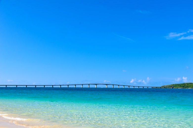沖縄離島の楽園ビーチ5選宮古島
