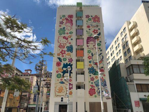 沖縄初のサンリオホテルがOPEN!どこにできた?